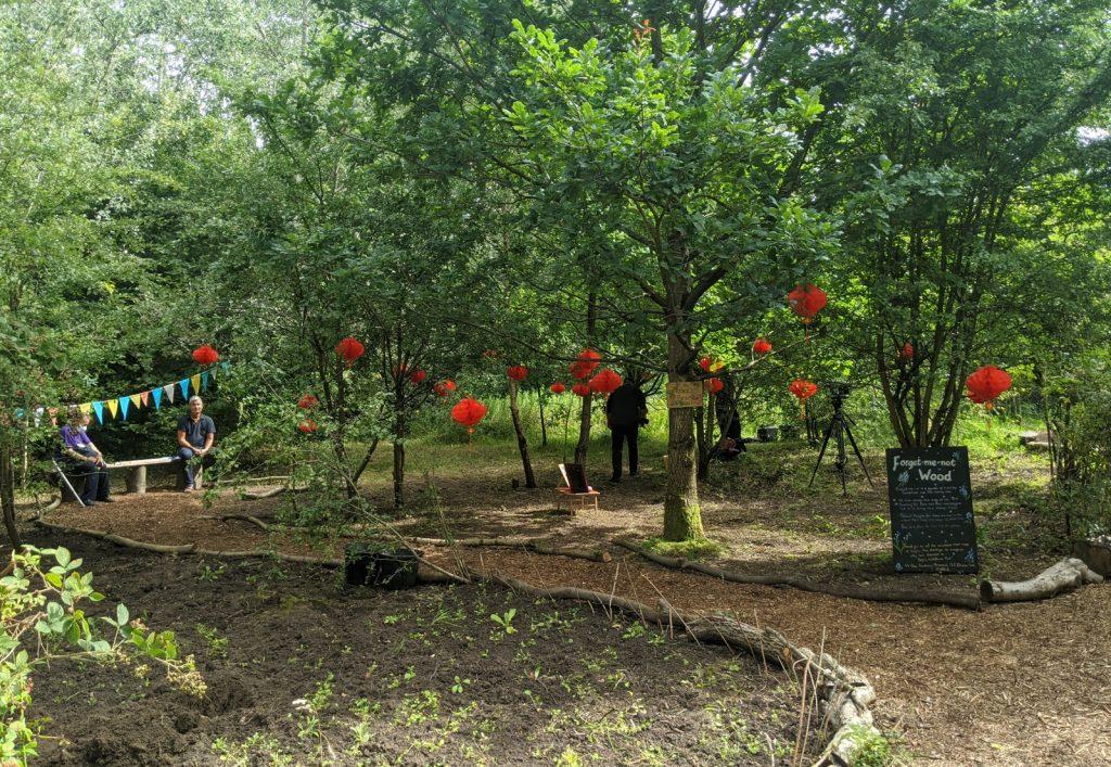 Memorial trees